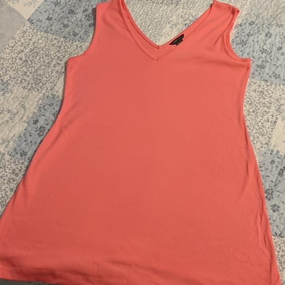 Moda International Dresses & Skirts - Coral maternity mini dress